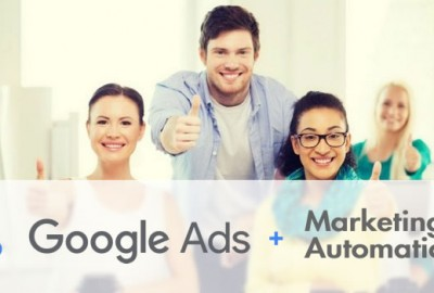 google-ads+marketing-automation