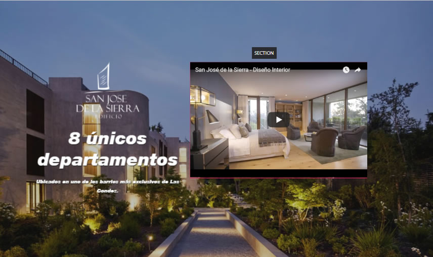 Campaña Email Marketing Inmobiliaria Magal